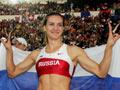 金牌人物:撑杆跳女皇伊辛巴耶娃