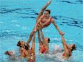 奥运项目-花样游泳