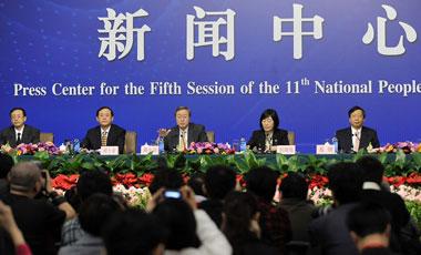 中国人民银行负责人答记者问
