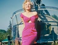 梦露旧照拍得6万英镑高价