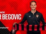 切尔西门将贝戈维奇离队1000万镑加盟伯恩茅斯