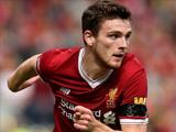 利物浦官宣罗伯逊加盟国脚魔翼800万英镑