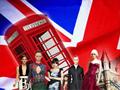 伦敦下午茶第2期 在红色中领略伦敦的活力