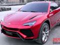 CAD Test Lamborghini Urus Concept