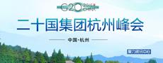 二十国集团杭州峰会