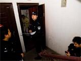 南京通缉令遍布全城 全民高度戒备
