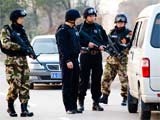实拍南京万余警力全城布控搜捕持枪杀人劫匪