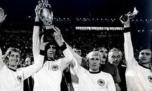 1976年南斯拉夫欧洲杯冠军:捷克斯洛伐克