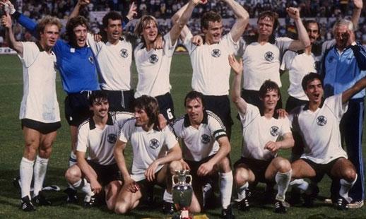 1980年意大利欧洲杯冠军:西德