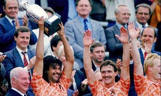 1988年西德欧洲杯冠军:荷兰