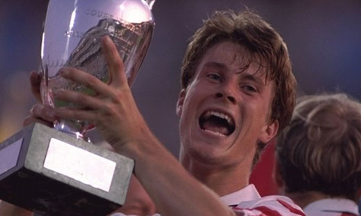 1992年瑞典欧洲杯冠军:丹麦