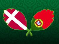 欧洲杯B组-丹麦VS葡萄牙全场