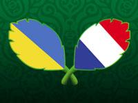 欧洲杯D组-乌克兰VS法国全场
