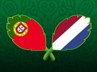 欧洲杯B组-葡萄牙VS荷兰全场