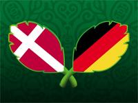 欧洲杯B组-丹麦VS德国全场