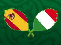 欧洲杯决赛-西班牙VS意大利全场