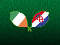 欧洲杯C组-爱尔兰VS克罗地亚全场