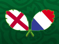 欧洲杯D组-法国VS英格兰全场