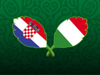 欧洲杯C组-意大利VS克罗地亚全场
