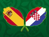 欧洲杯C组-西班牙VS克罗地亚全场