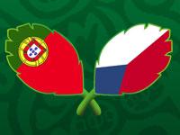 欧洲杯1/4决赛-葡萄牙VS捷克