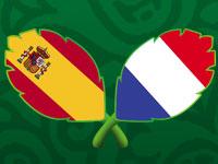 欧洲杯1/4-决赛西班牙VS法国全场