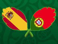 欧洲杯半决赛-西班牙VS葡萄牙全场
