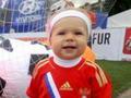 欧洲杯十大可爱球迷 乌克兰小正太超帅气