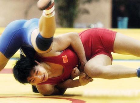 奥运项目-女子摔跤