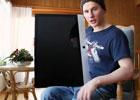 国外狂热者DIY大iPad