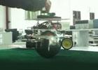 自制单足自动平衡机器人