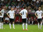 德国球员非常失望