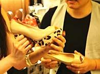 今夏名媛最爱的裸色豹纹