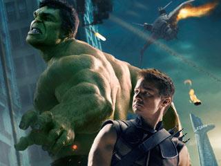 复仇者联盟:最著名超级英雄组团作战