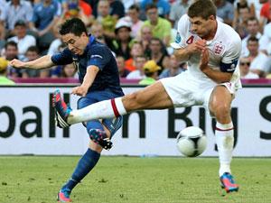 法国1-1英格兰精华