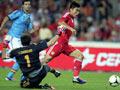 热身赛-国足0-1西班牙