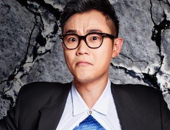 煎饼侠自诩喜剧界男神