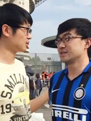 中国留学党意大利追国米