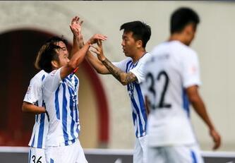 富力客场2-0晋级足协杯第5轮 肖智头槌破门卢琳建功