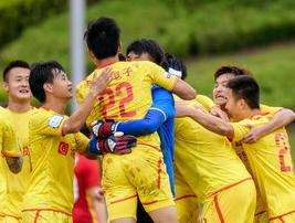 10人亚泰点球大战4-5被中乙队淘汰 吴亚轲扑点后失点