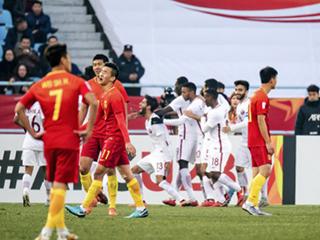 视频回顾中国队7黄1红 我们这次输给了谁?