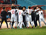 裴进勇扑两点 U23越南点球大战6:5卡塔尔晋级决赛