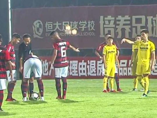 【U17】巴甲劲旅弗拉门戈1-1战平西甲豪强比利亚雷亚尔