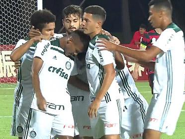 【U17】加布里埃尔-维隆制胜球 帕尔梅拉斯1-0西悉尼流浪者