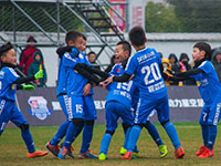 全明星一样的足球比赛!足球小将南北对抗赛上海落幕