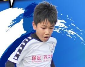 李显文表现依旧让人放心 助中国足球小将U8队杭州站收获两场胜利