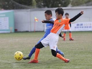 足球小将B队vs北京国奥越野