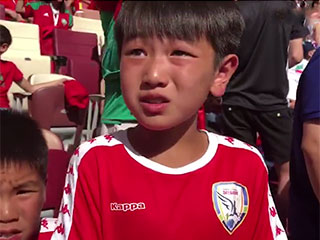 """李显文麻辣点评世界杯裁判 """"上半场至少得给一个点球啊"""""""