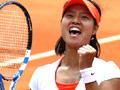 李娜2-0斯齐亚沃尼 夺法网冠军亚洲第一人