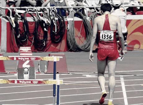 刘翔2008年北京奥运会退赛